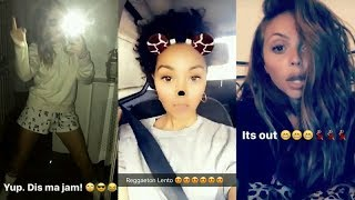 Little Mix | Perrie Edwards, Jesy Nelson & Leigh-Anne | August 17 2017 Reggaetón Lento