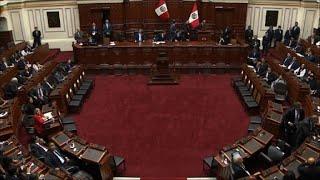 Pérou: le Parlement accepte la démission du président Kuczynski
