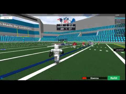 ROBLOX NEW FOOTBALL LEGENDS WE BEAT THE WORLD RECORD OF ...
