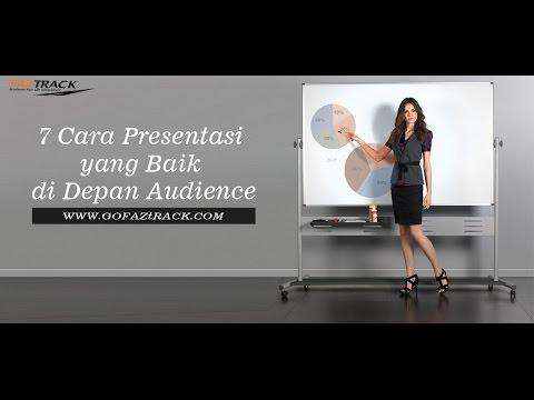 7 Cara Presentasi yang Baik di Depan Audience Mp3