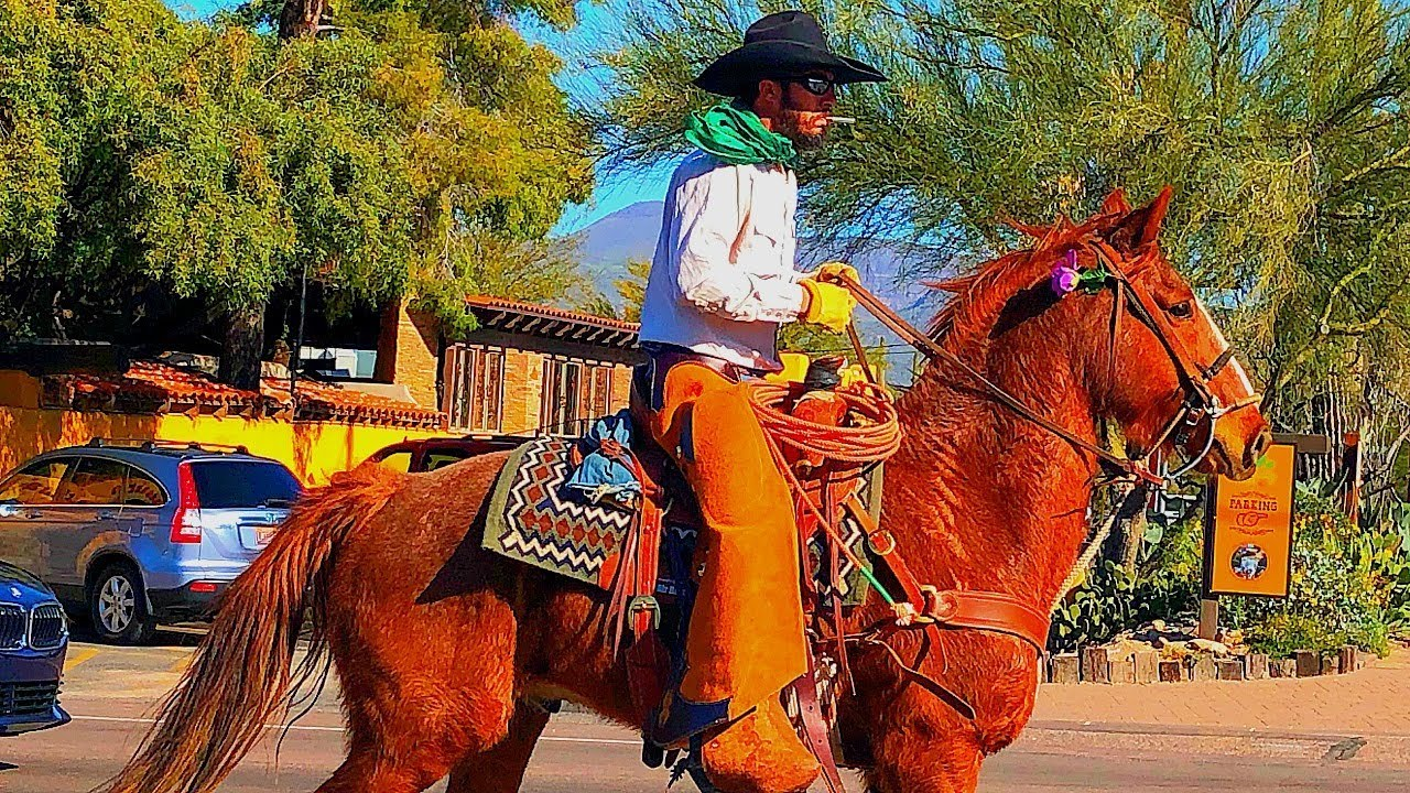 Cave Creek Rodeo Parade March 16th 2019 Youtube