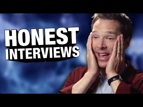 Benedict Cumberbatch is Anakin Skywalker? - Honest Interviews