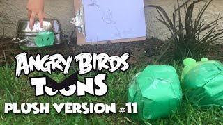"Angry Birds Toons (Plush Version) - Season 1: Ep 11 - ""Green Pig Soup"""