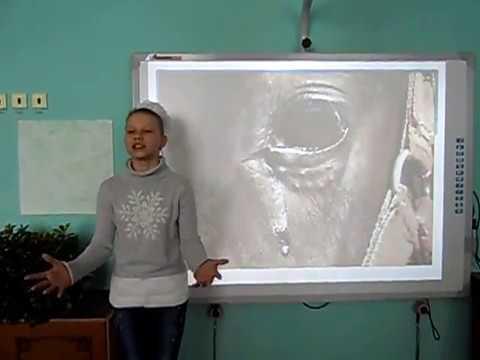 Изображение предпросмотра прочтения – ОксанаРыбалкина читает произведение «Хорошее отношение клошадям (Били копыта, пели будто…)» В.В.Маяковского