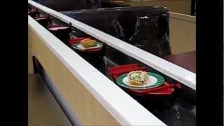 Furex Solutions Sushi Boat