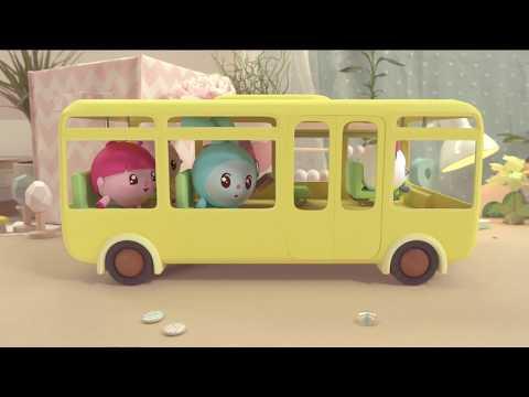 Малышарики - «Автобус» Песенка для малышей