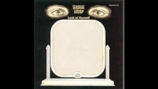"Awesome song from the album ""Look at yourself"" by Uriah Heep The pa..."