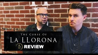 THE CURSE OF LA LLORONA Movie Review | Tavern Talk