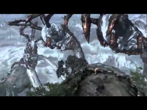 Kratos Vs Poseidon :: VideoLike