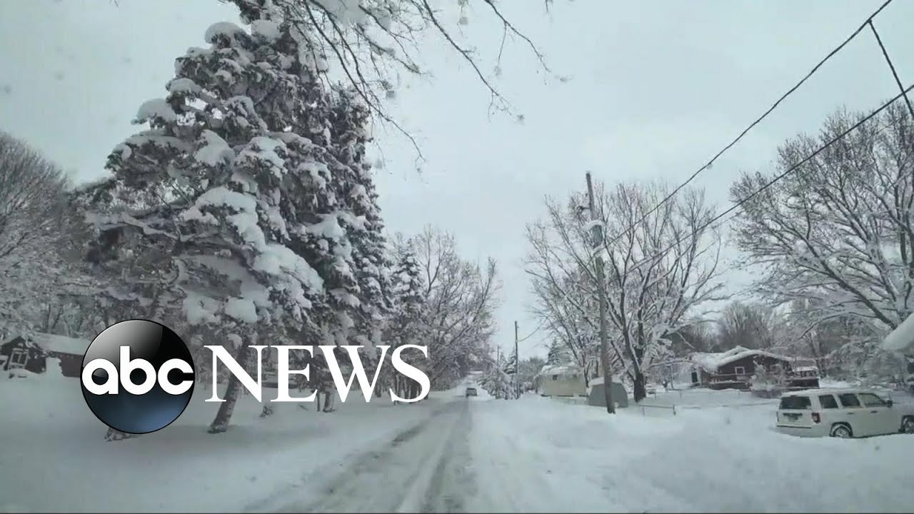 2018 Begins With Record-Breaking Cold Temperatures in Midwest and Northeast