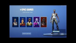 *MAKE IT FAST* HOW TO GET THE MOST EXCLUSIVE SKINS OF FORTNITE FREE!!! (SKINS OG SEASON 10)