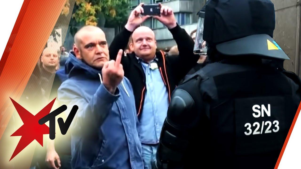 Hass und Gewalt in Chemnitz: Darum gehen die Menschen auf die Straße | stern TV