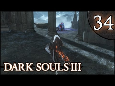 Let's Play Dark Souls 3 Gameplay Walkthrough (Herald) - Part 34: The Aldrich Faithful