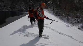 広島県で鴨やシカ、イノシシを狩猟する姿を取材しました。 記事はこちら...