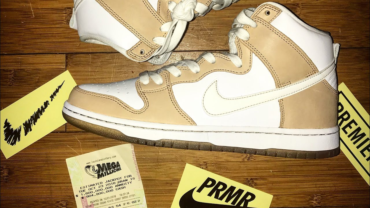 """new styles fc4e9 a6c42 Nike sb dunk high """"Win some, lose some"""" review"""