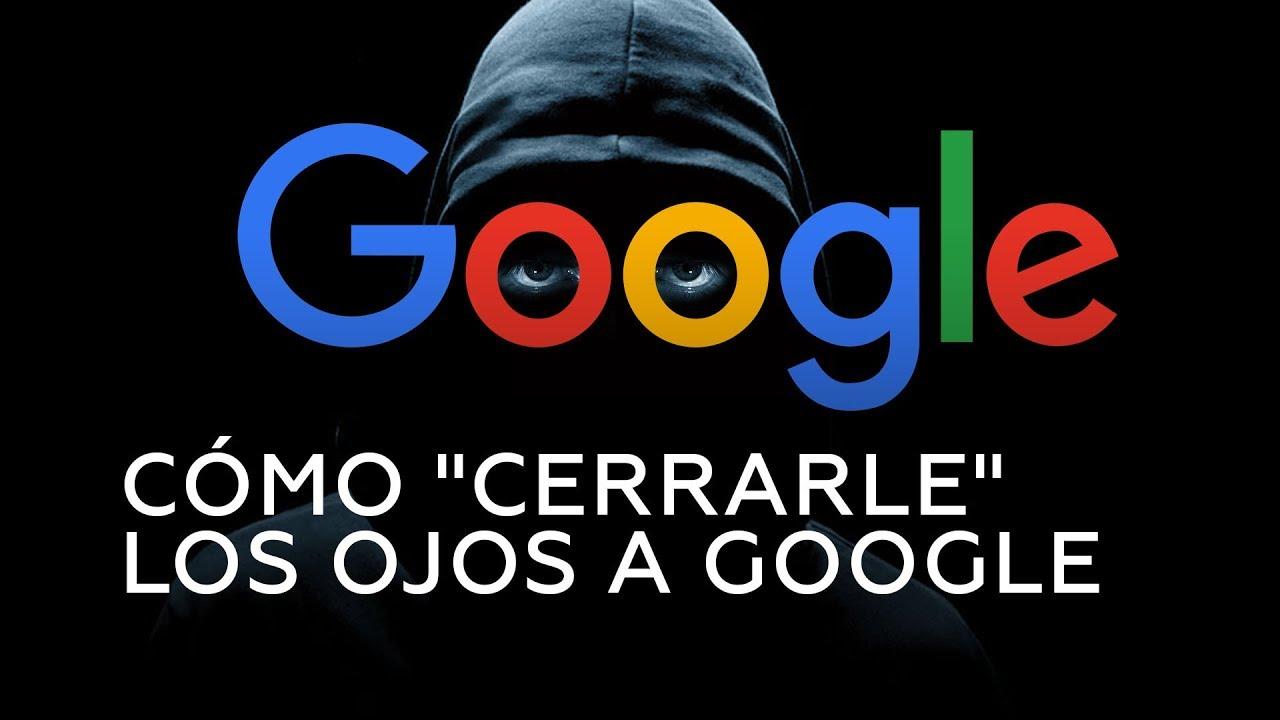 Cómo desactivar la geolocalización de Google