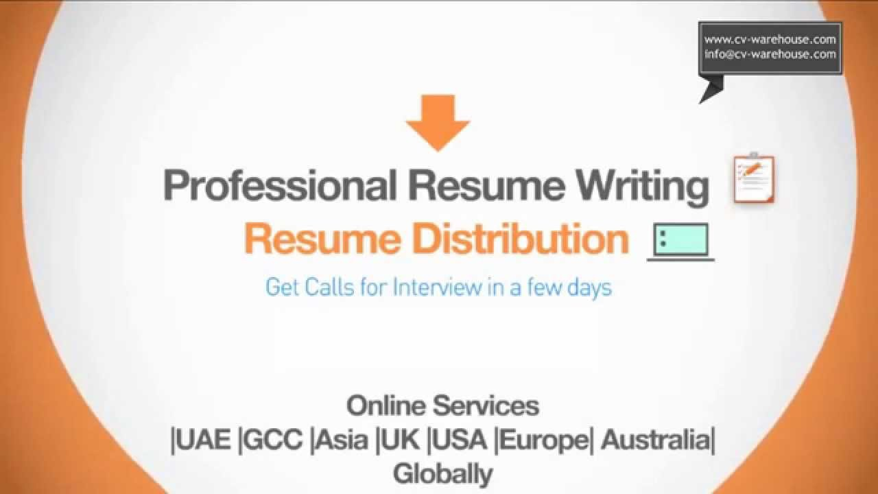 cv distribution  u0026 resume writing services