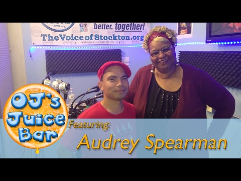 OJ Juice Bar | 02/19/2017 | Feat. Audrey Spearman