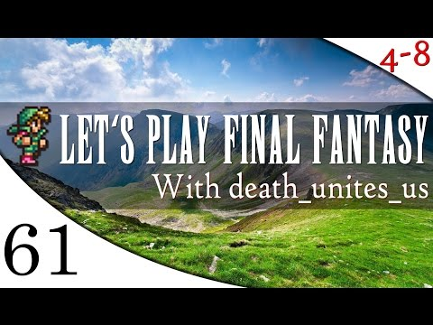 Let's Play Final Fantasy EP 61: Foreshadowing