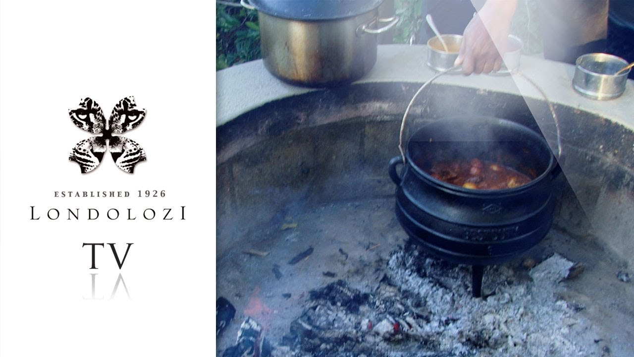 How to Cook Potjie - Londolozi