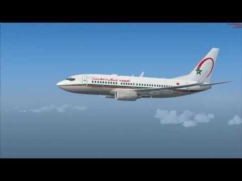 vol Dakar à Conakry vol commenté