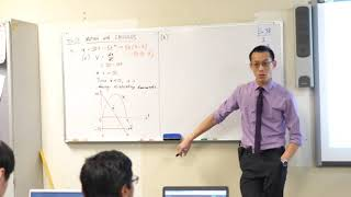 Intro to Straight Line Motion (2 of 3: Unpacking a basic question)