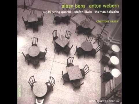 Alban Berg - Nine Short Pieces (1905-1908)