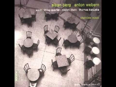 Alban Berg  Nine Short Pieces 19051908