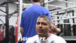 "ROBERT GARCIA AND BRANDON RIOS REACT TO 150K PPV BUYS FOR GOLOVKIN VS. LEMIEUX: ""150 IS BAD"""