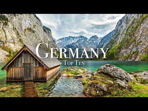 Top 10 Places To Visit In Germany - 4K Travel Guide