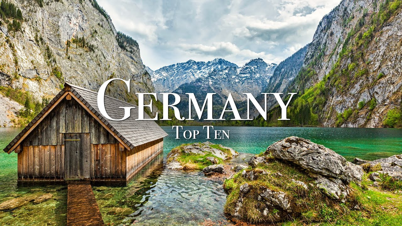 Download Top 10 Places To Visit In Germany - 4K Travel Guide