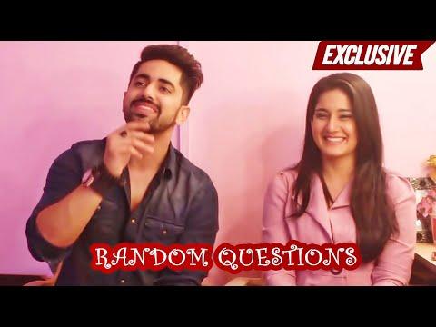Zain Imam & Aditi Rathore | Fun Segment | Naamkaran thumbnail