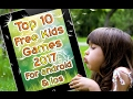 Top 10 free kids games for android & ios 2017