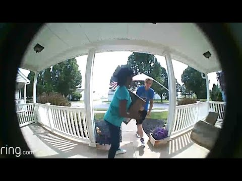 Better Call Jackson: Prevent package porch thefts