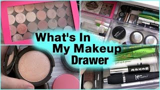 What's In My Makeup Drawer | Current Favorites Summer 2015