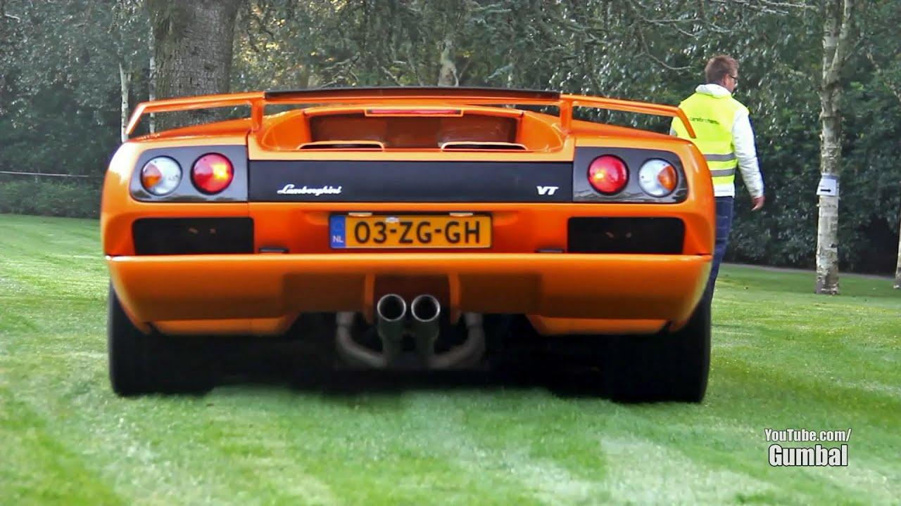Lamborghini Diablo Vt 6 0 V12 W Quicksilver Exhaust