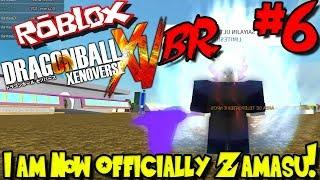 I AM NOW OFFICIALLY ZAMASU!   Roblox: Dragon Ball Xenoverse BR (Remastered) - Episode 6