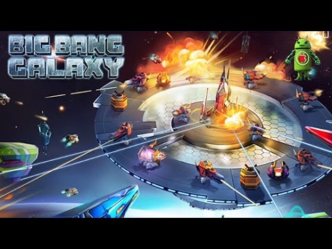 Big Bang Galaxy (iOS/Android) Gameplay HD