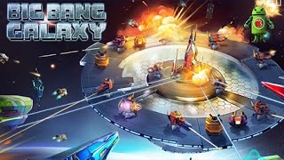 Big Bang Galaxy (iOS/Android) Gameplay HD