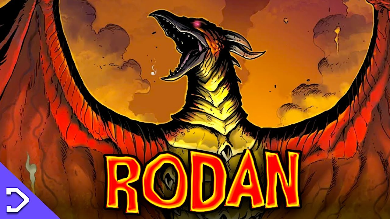 d5ffc52a828 The History Of RODAN! - Godzilla: King Of The Monsters - YouTube