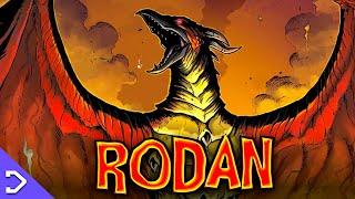 The History Of RODAN! - Godzilla: King Of The Monsters