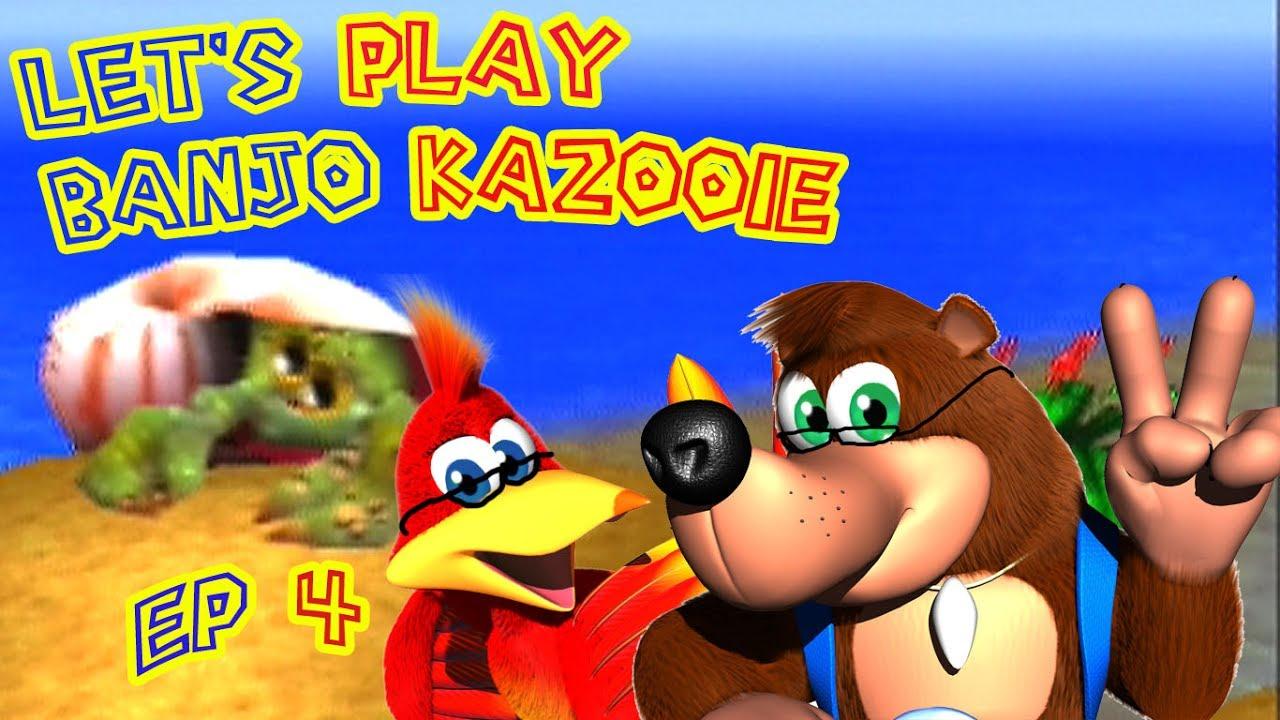 Download Let's Play Banjo-Kazooie Episode 4 w/ Calham64 & Harrytm12