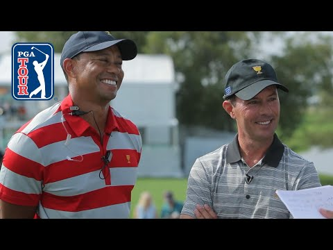 Presidents Cup Trivia: Tiger Woods vs. Mike Weir