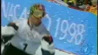 Olympic Gold Medal Run 1998