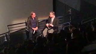 Christopher Nolan The Dark Knight Trilogy Q&A Batman 80th Birthday Universal Citywalk 03/30/19