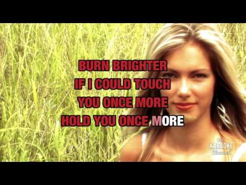 Until I Find You Again in the style of Richard Marx | Karaoke with Lyrics
