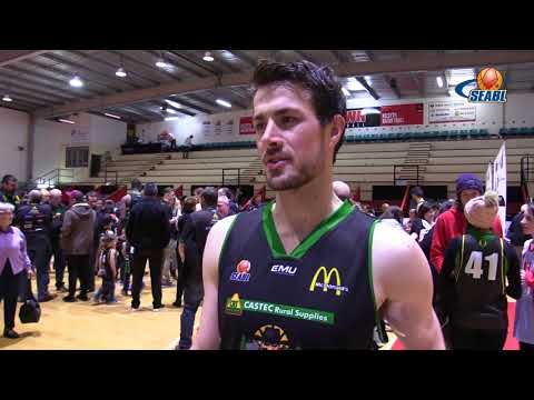 Grand Final Post-Game Interview: Tom Daly and Matt Sutton