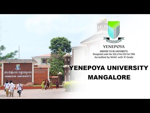 Yenepoya University Renaissance 2k16 Promo Video Youtube