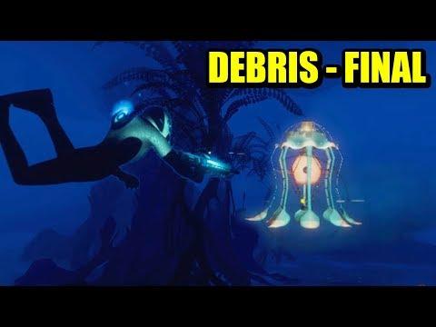 FINAL, LLEGAMOS A LA SUPERFICIE - DEBRIS | Gameplay Español