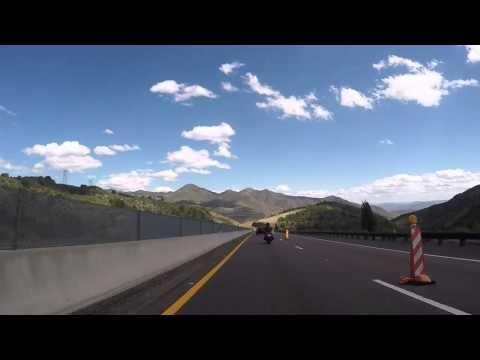 Fountain Hills to Payson - AZ87 - Motorcycle Ride